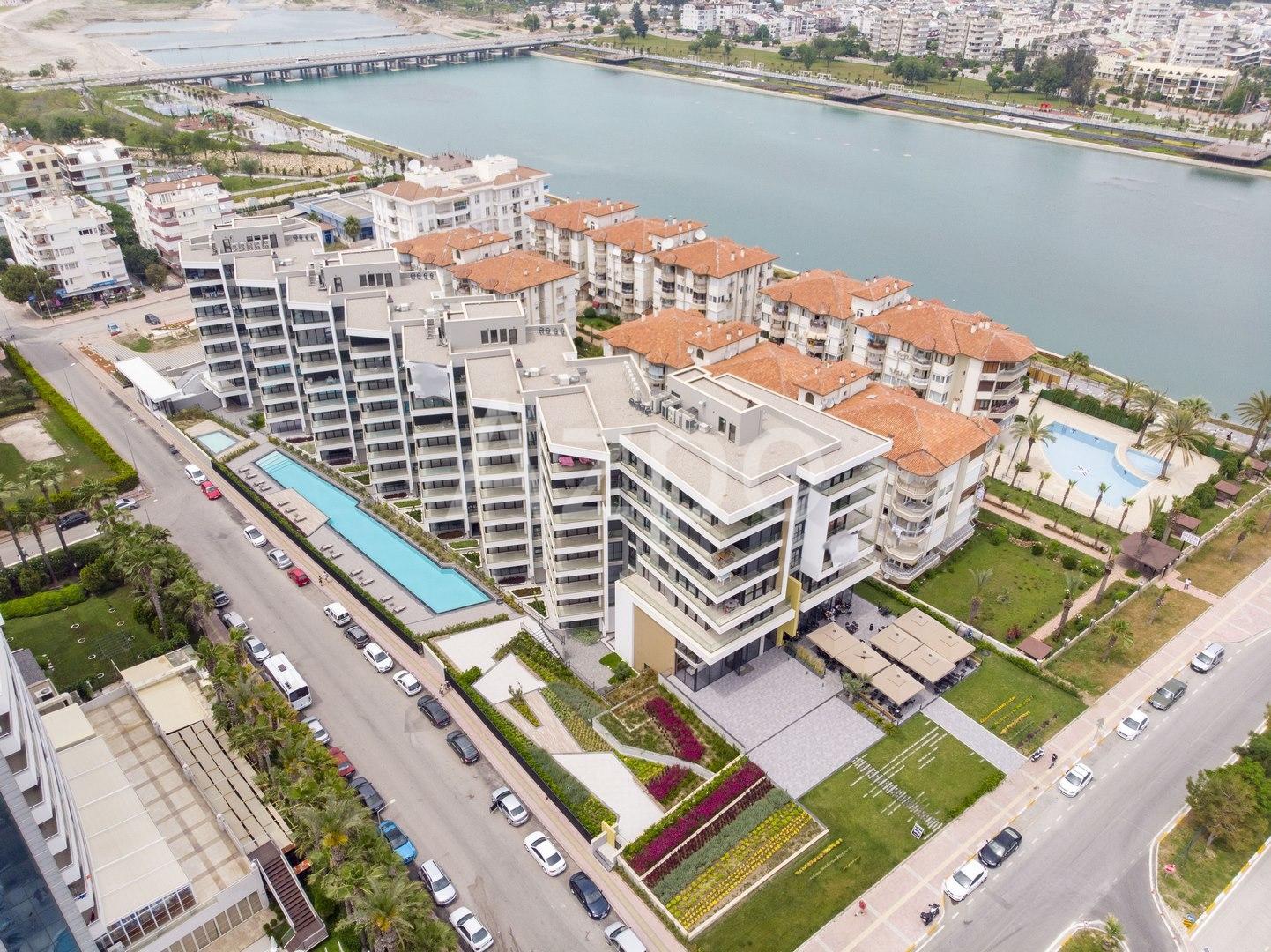 Апартаменты с панорамным видом на Средиземное море - Фото 8
