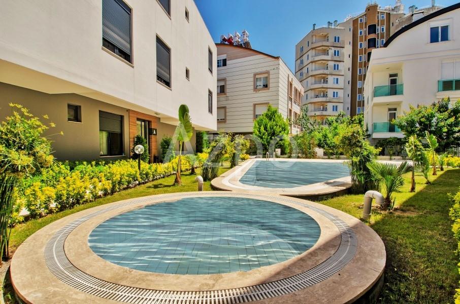 Квартиры планировки 2+1 в районе Гюзельоба Лара - Фото 23