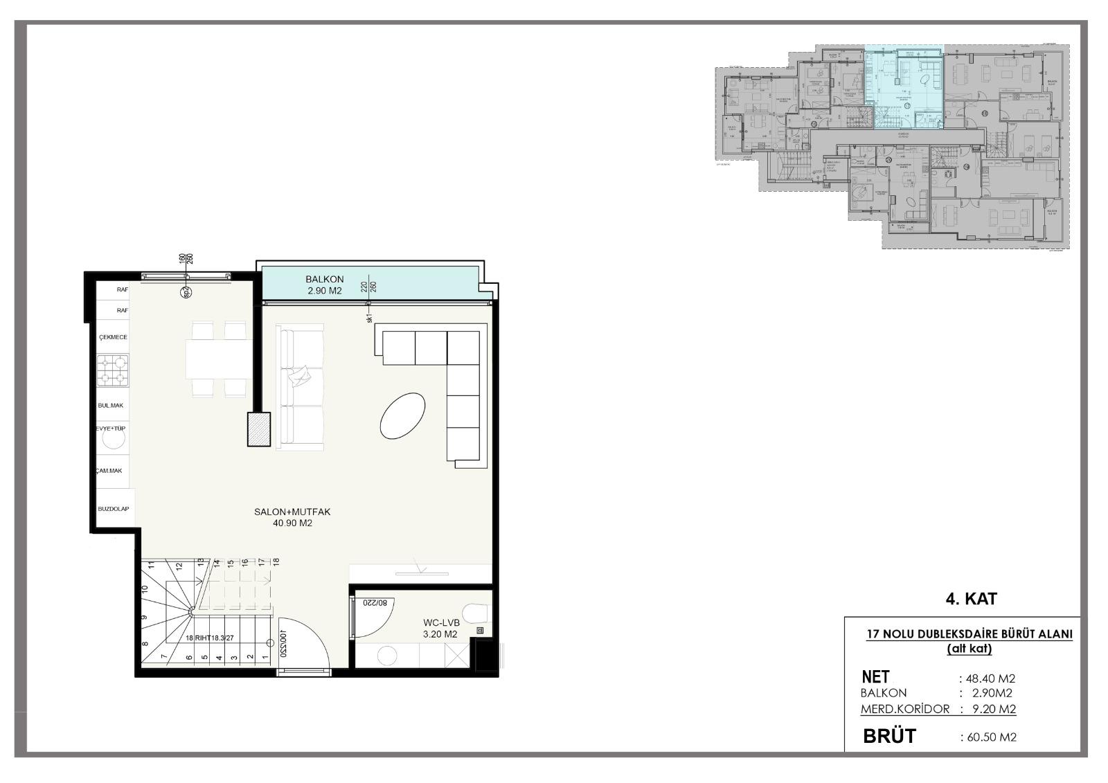 Новые квартиры в центральном районе Аланьи - Фото 11