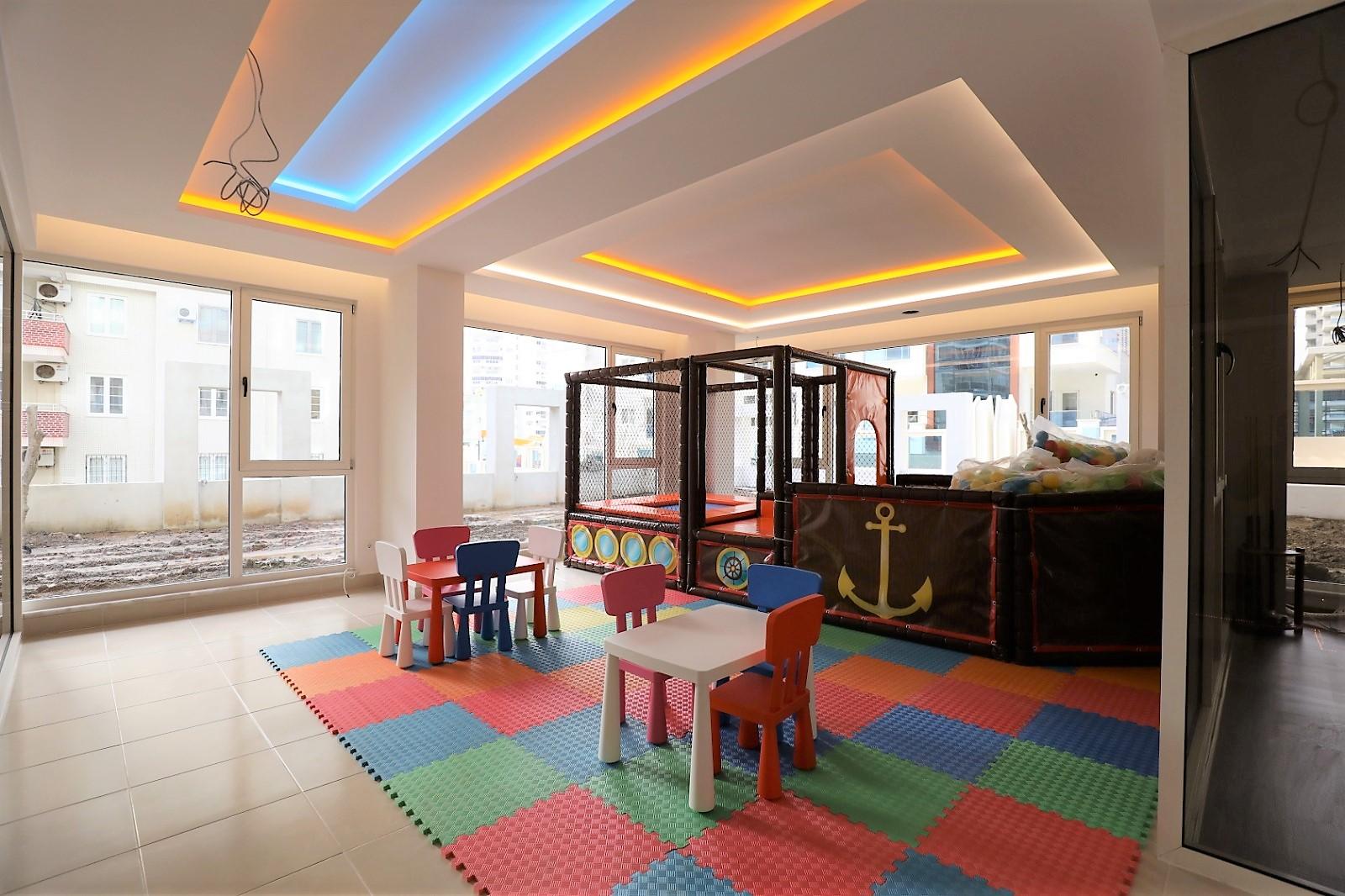 Новая трёхкомнатная квартира в районе Махмутлар - Фото 7