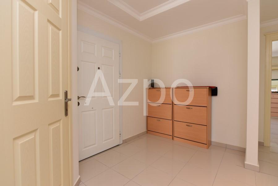 Большая меблированная квартира 2+1 в Махмутларе - Фото 12