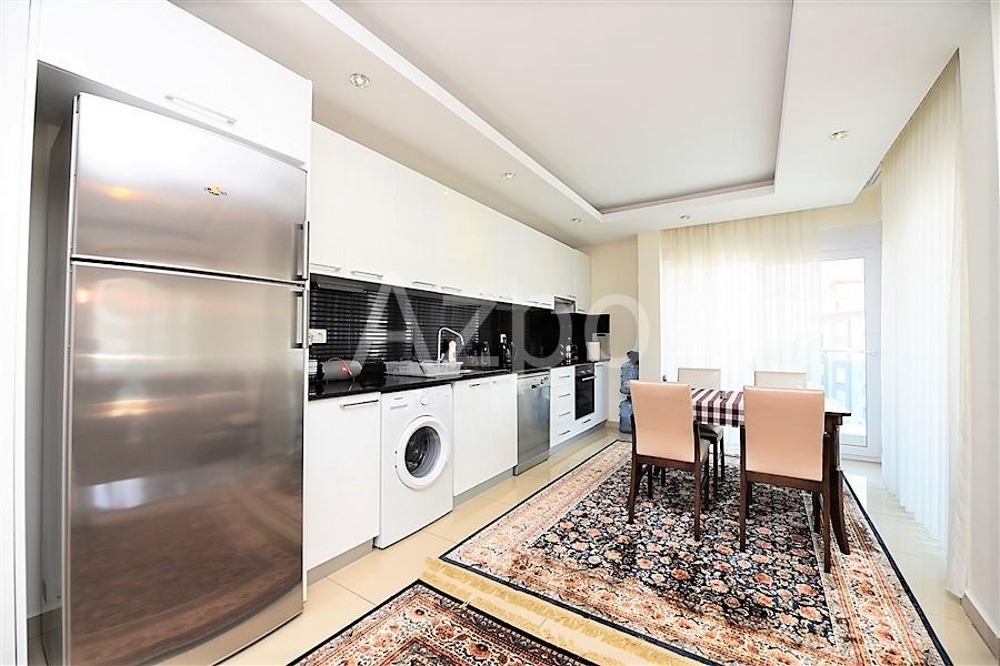 Квартира 2+1 на пятом этаже в Джикджилли - Фото 14