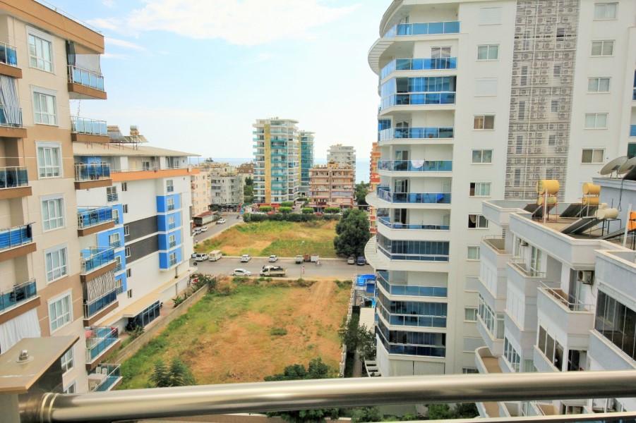 Меблированная квартира 1+1 в жилом комплексе с инфраструктурой - Фото 20