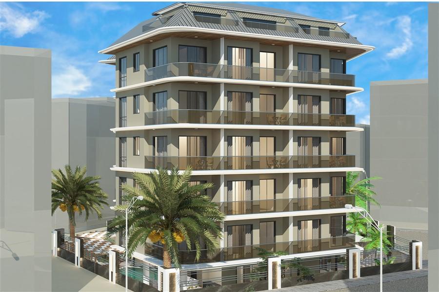 Проект жилого комплекса в центре Аланьи - Фото 7