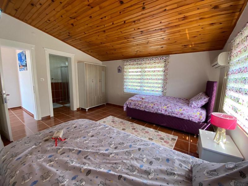 Вилла 3+1 с мебелью в районе Каргыджак - Фото 13