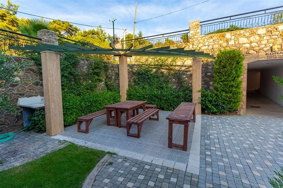 Меблированный дуплекс 3+1 с выходом в сад - Фото 48