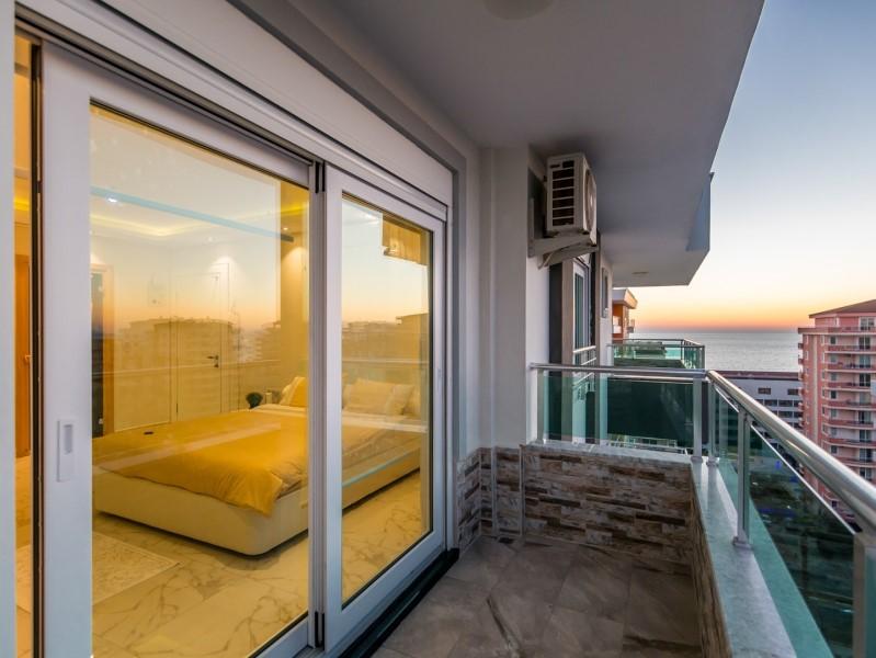 Меблированный пентхаус с видом на море - Фото 30