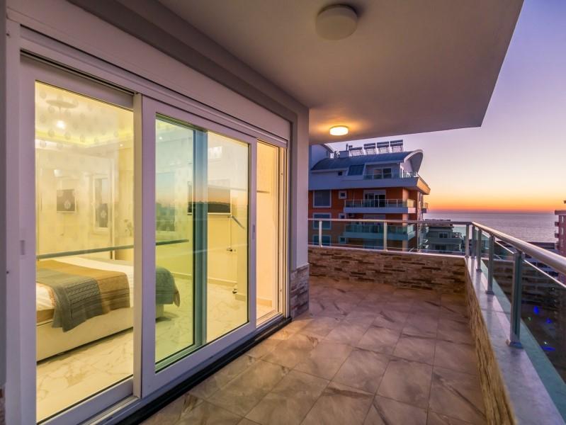 Меблированный пентхаус с видом на море - Фото 38