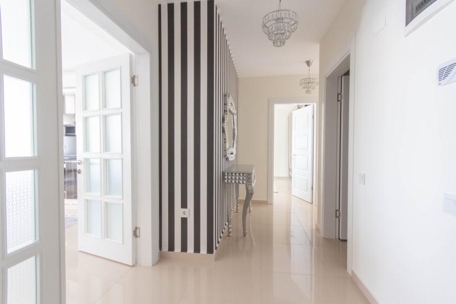 Просторные апартаменты 2+1 с мебелью - Фото 16