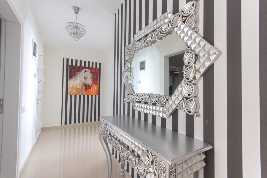 Просторные апартаменты 2+1 с мебелью - Фото 17