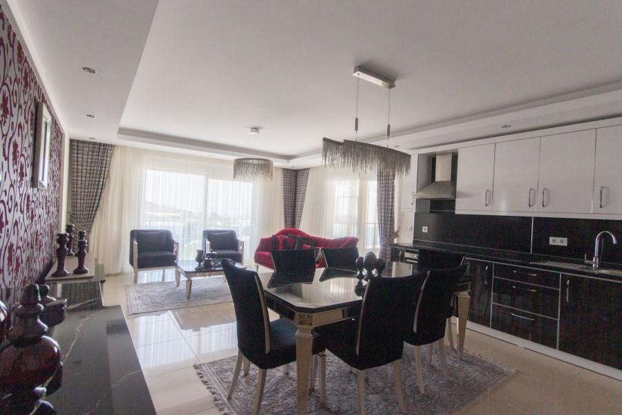 Просторные апартаменты 2+1 с мебелью - Фото 32
