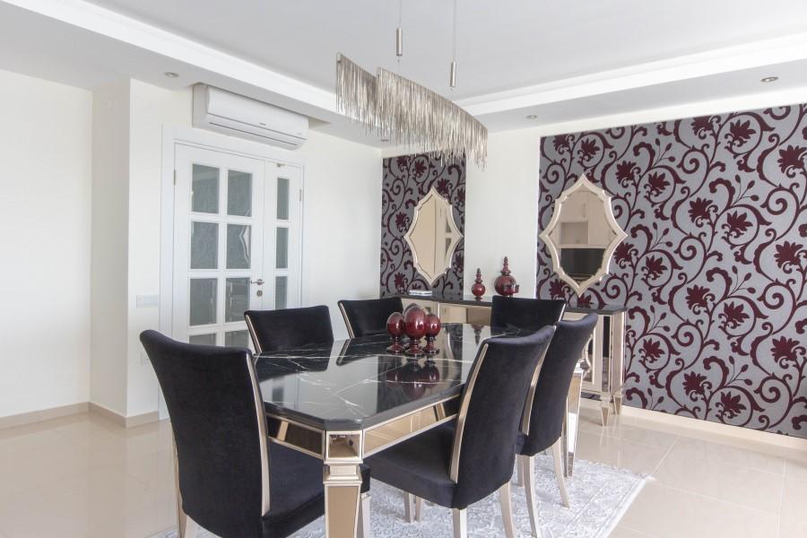 Просторные апартаменты 2+1 с мебелью - Фото 18