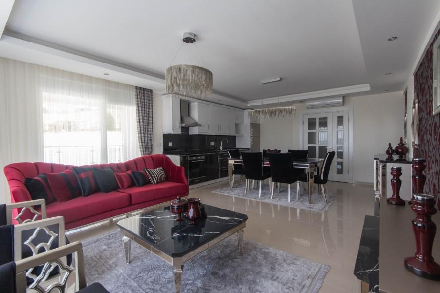 Просторные апартаменты 2+1 с мебелью - Фото 21
