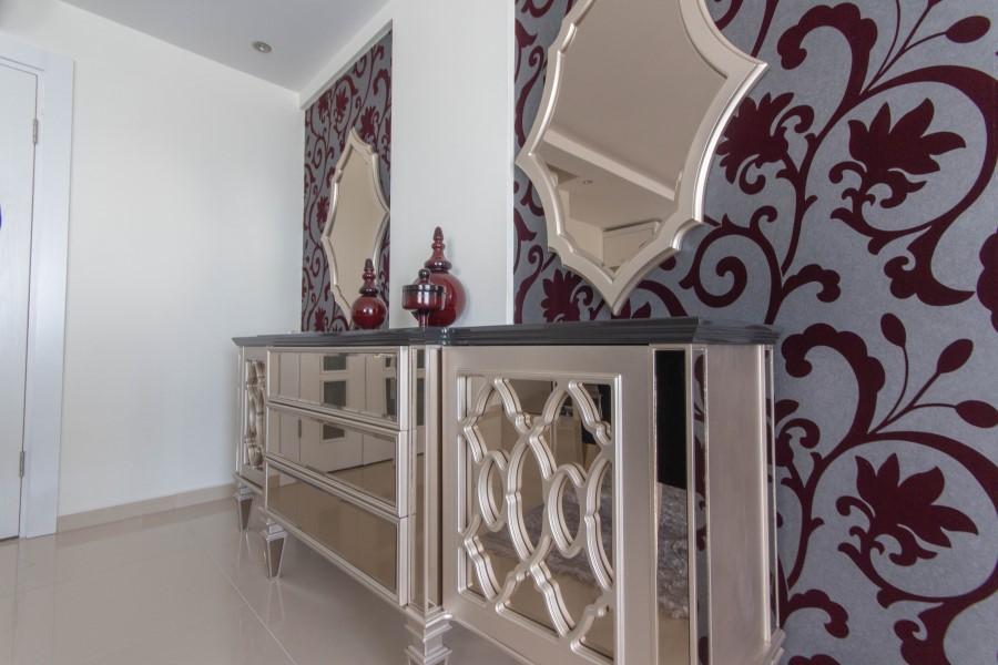 Просторные апартаменты 2+1 с мебелью - Фото 23