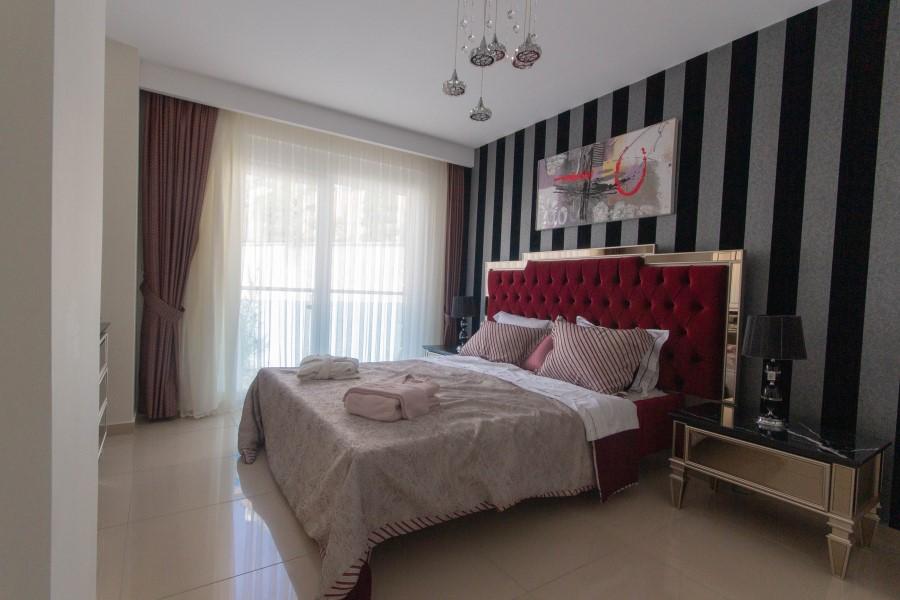 Просторные апартаменты 2+1 с мебелью - Фото 29