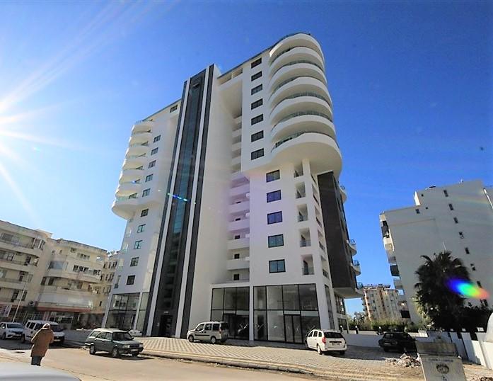 Апартаменты 2+1 в центре района Махмутлар - Фото 26