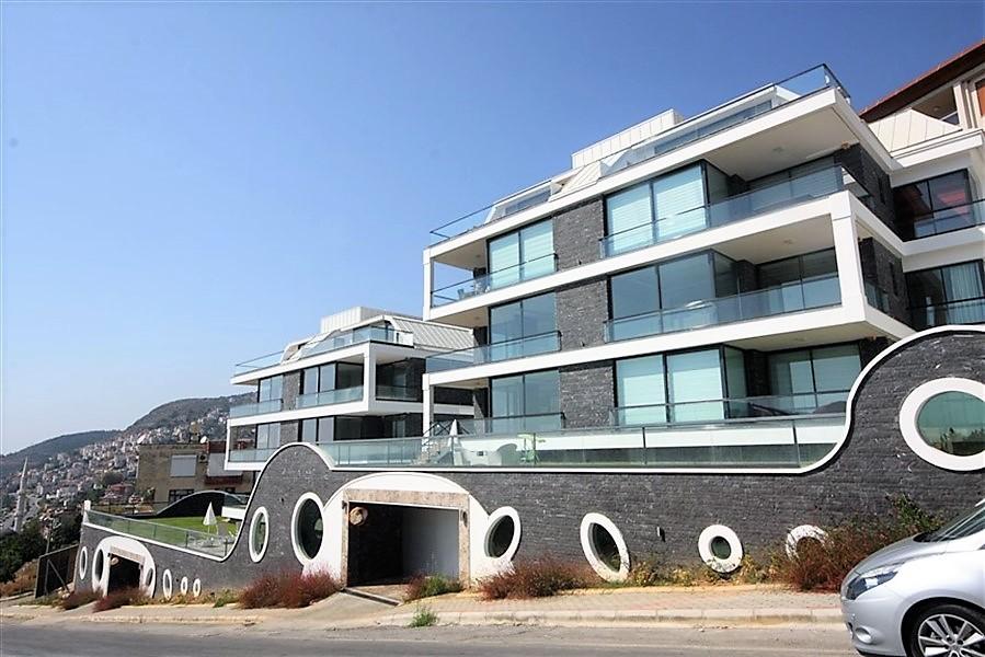 Шикарные апартаменты 2+1 в центре Алании - Фото 18