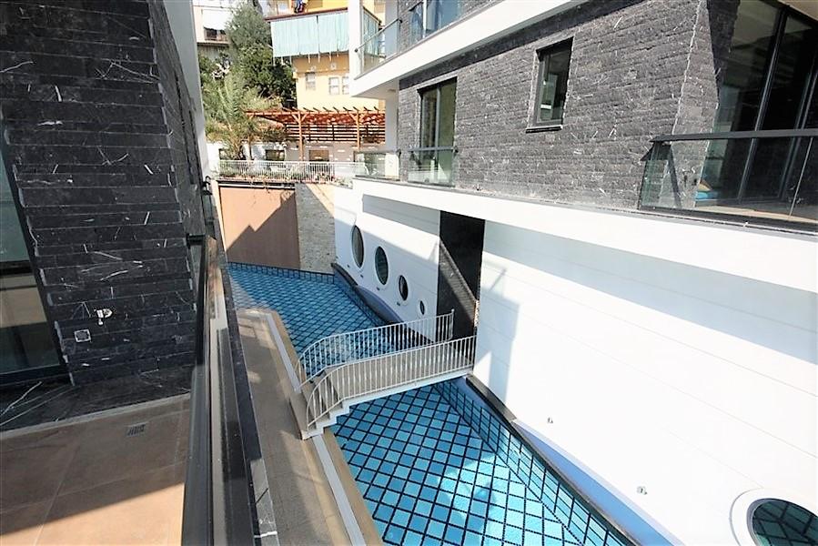 Шикарные апартаменты 2+1 в центре Алании - Фото 21