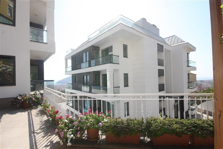 Шикарные апартаменты 2+1 в центре Алании - Фото 24
