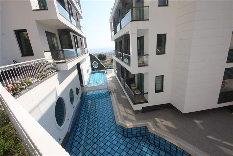Шикарные апартаменты 2+1 в центре Алании - Фото 25