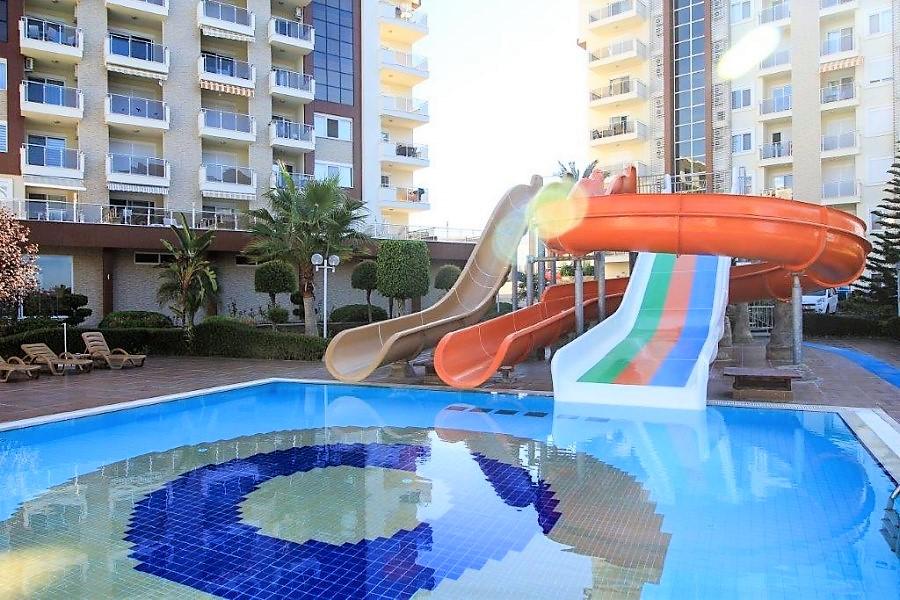 Апартаменты 2+1 в комплексе с инфраструктурой - Фото 17