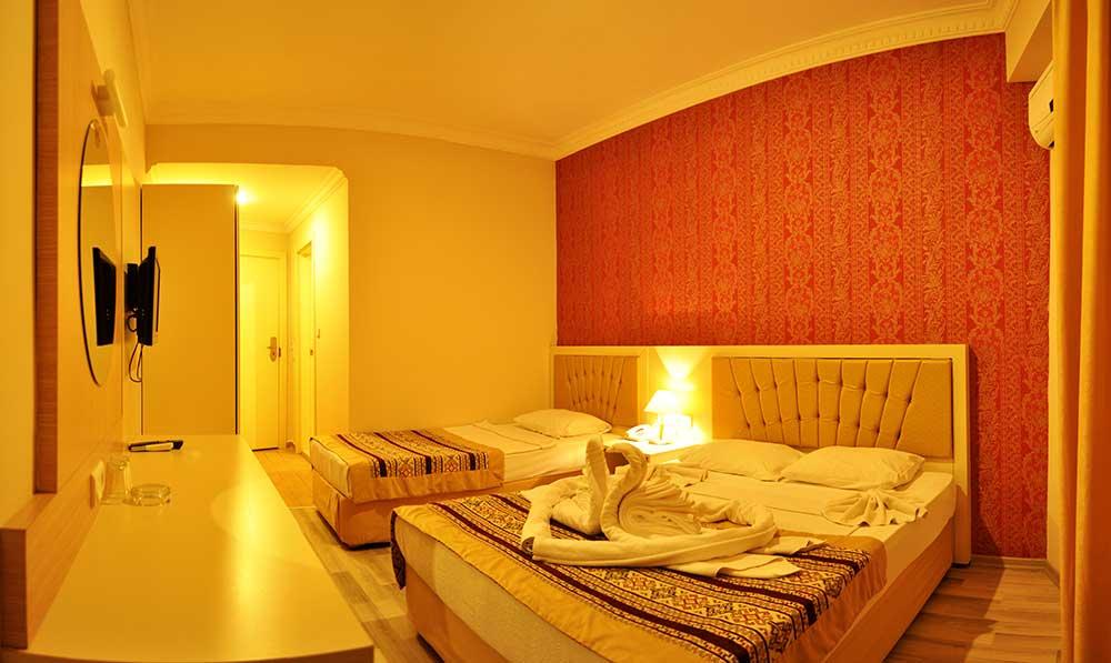 Отель на первой береговой линии в Махмутларе - Фото 46