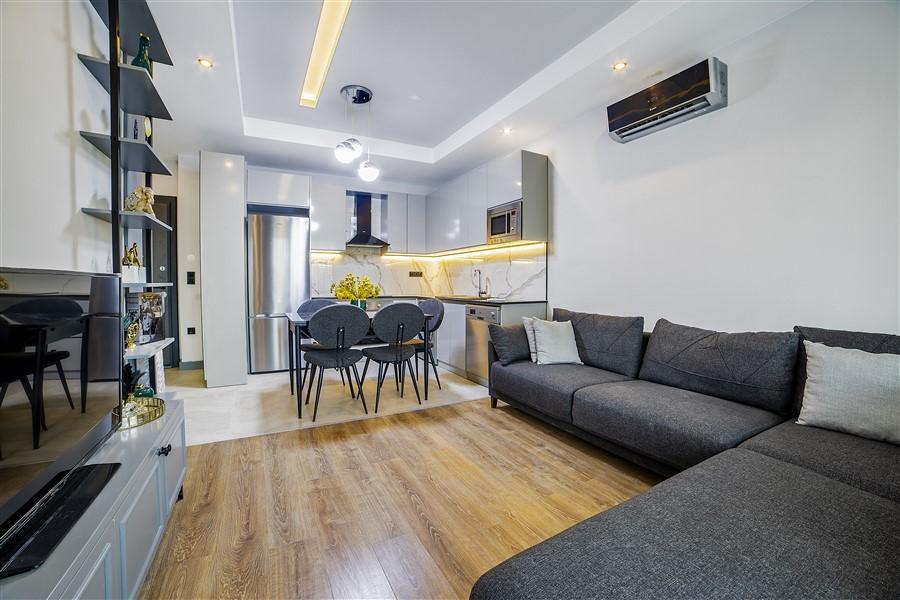 Новые квартиры разных планировок в центре Алании - Фото 21