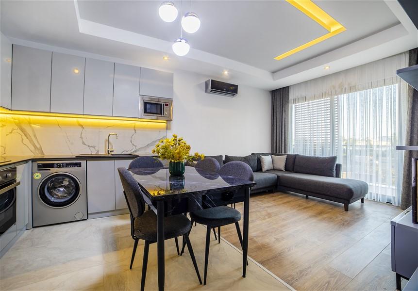 Новые квартиры разных планировок в центре Алании - Фото 22