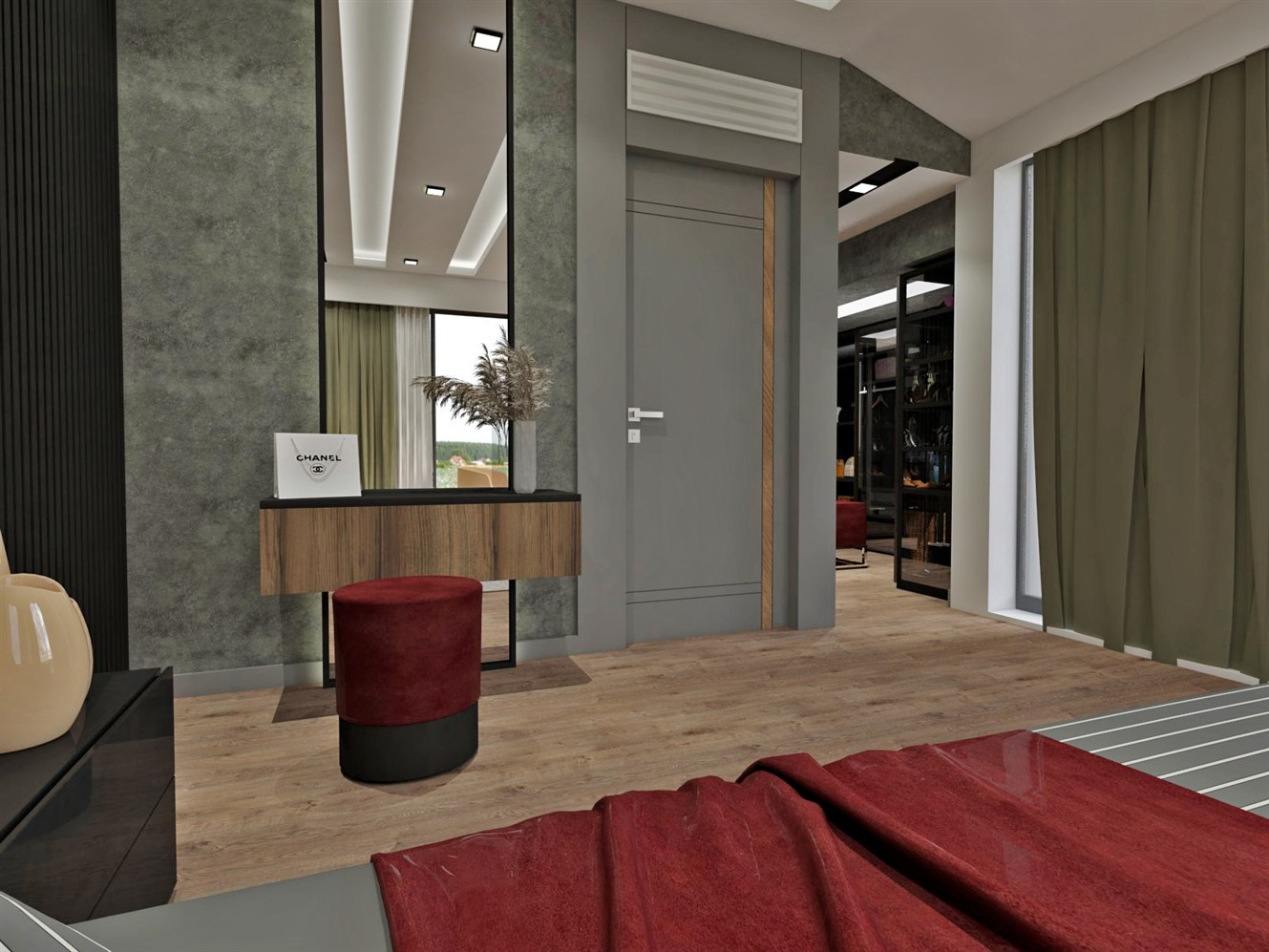 Инвестиционный проект вилл 3+1 и 5+1 в Гюзельоба Лара Анталия - Фото 23