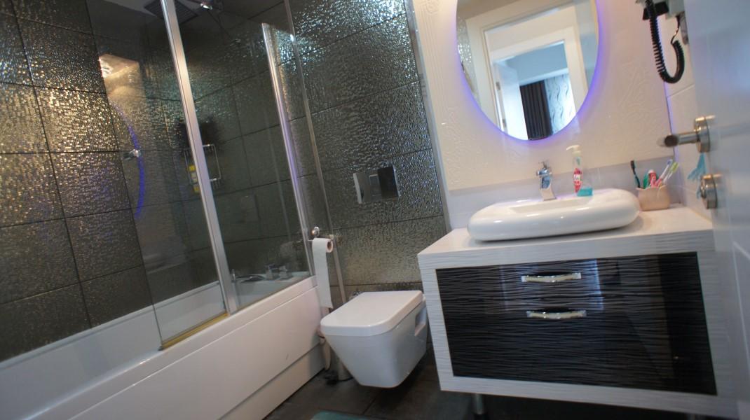 Меблированная квартира 2+1 в люкс комплексе - Фото 37