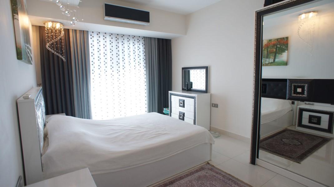 Меблированная квартира 2+1 в люкс комплексе - Фото 40
