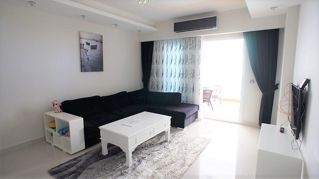 Меблированная квартира 2+1 в люкс комплексе - Фото 26