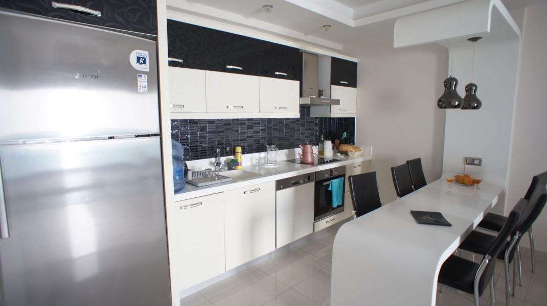 Меблированная квартира 2+1 в люкс комплексе - Фото 27
