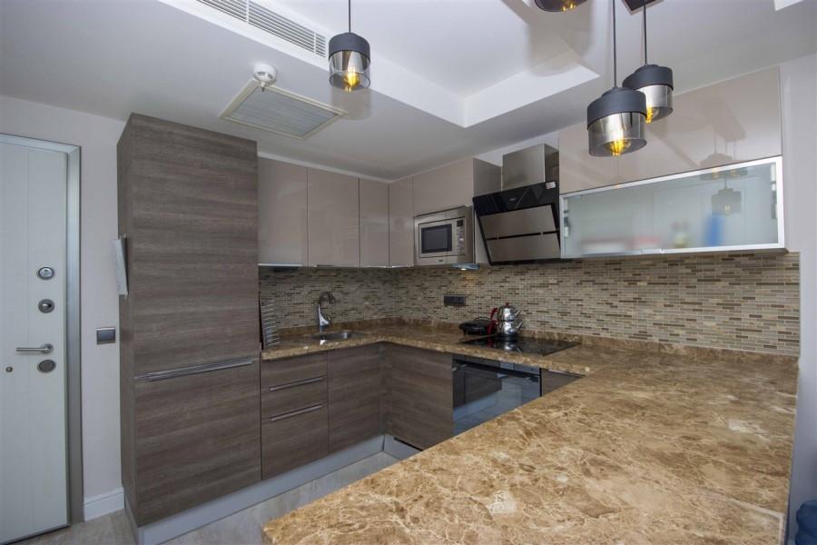 Апартаменты в элитном комплексе в Конаклы - Фото 15