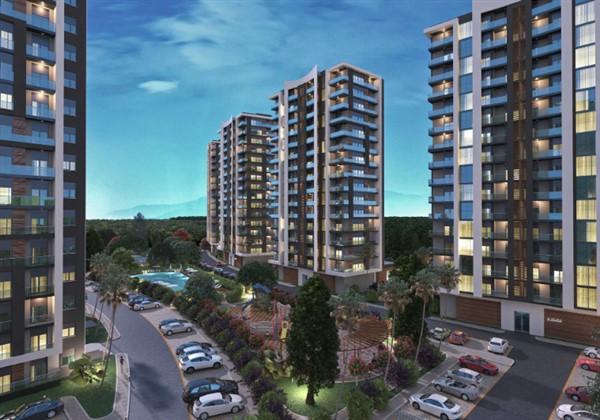 Квартиры в новом комплексе в районе Дошемеалты Анталия - Фото 10