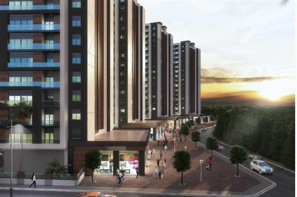Квартиры в новом комплексе в районе Дошемеалты Анталия - Фото 13
