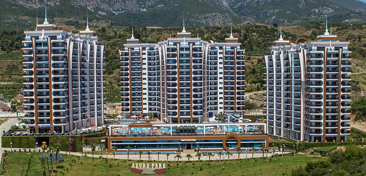 Четырёх комнатная квартира с панорамным видом