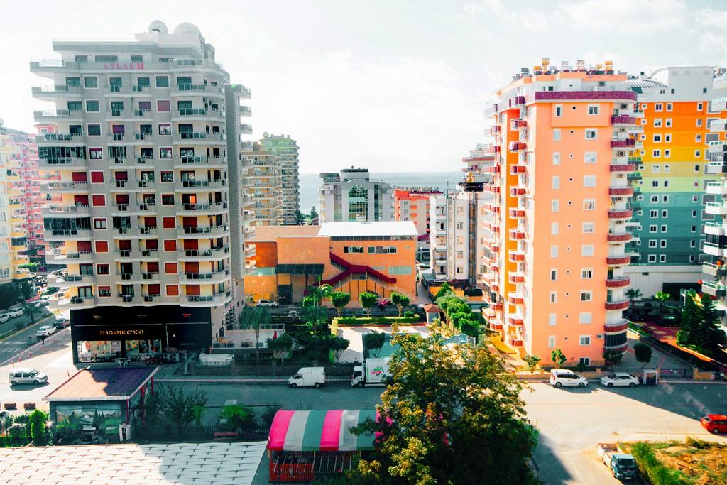 Двухуровневый пентхаус 5+1 в районе Махмутлар - Фото 25
