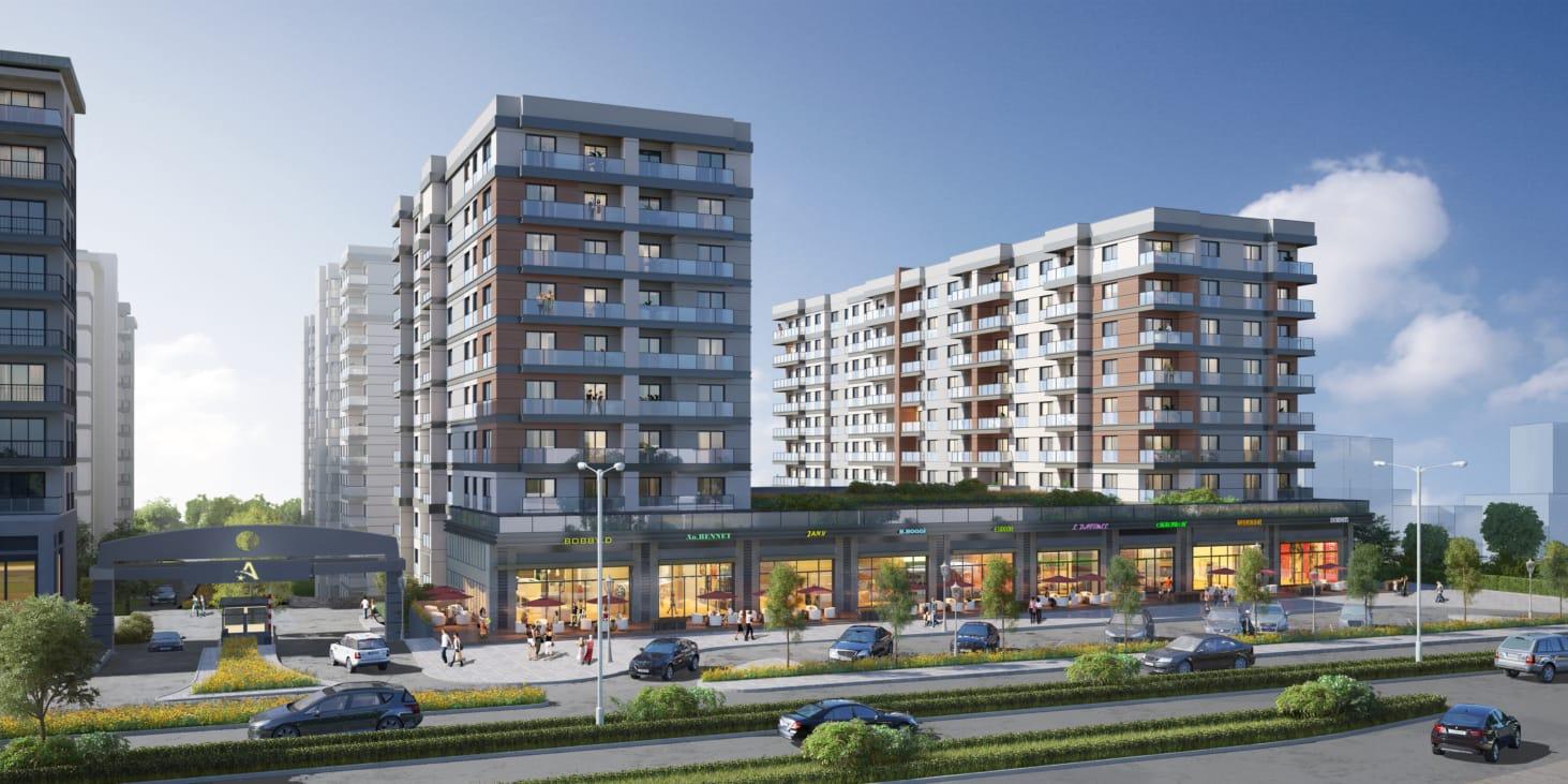 Инвестиционный проект в районе Кючюкчекмедже - Фото 1