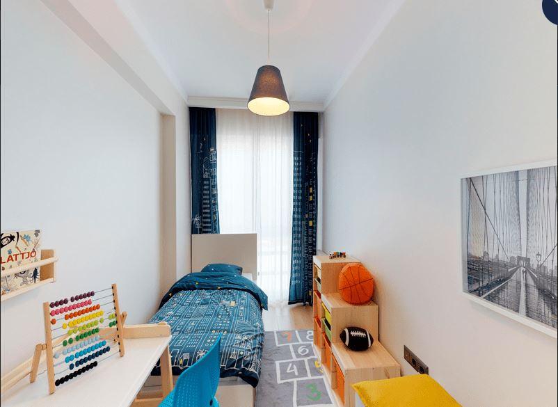 Квартиры в инвестиционном проекте Стамбула - Фото 7