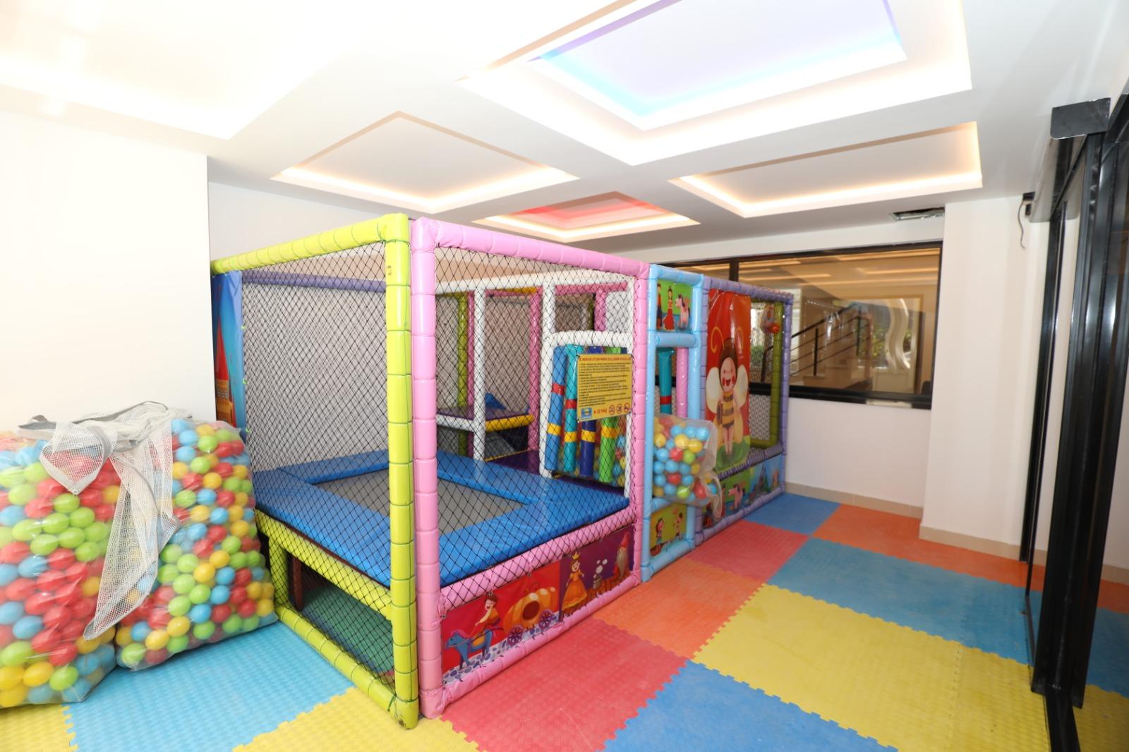Квартира планировкой 1+1 в Махмутларе - Фото 26