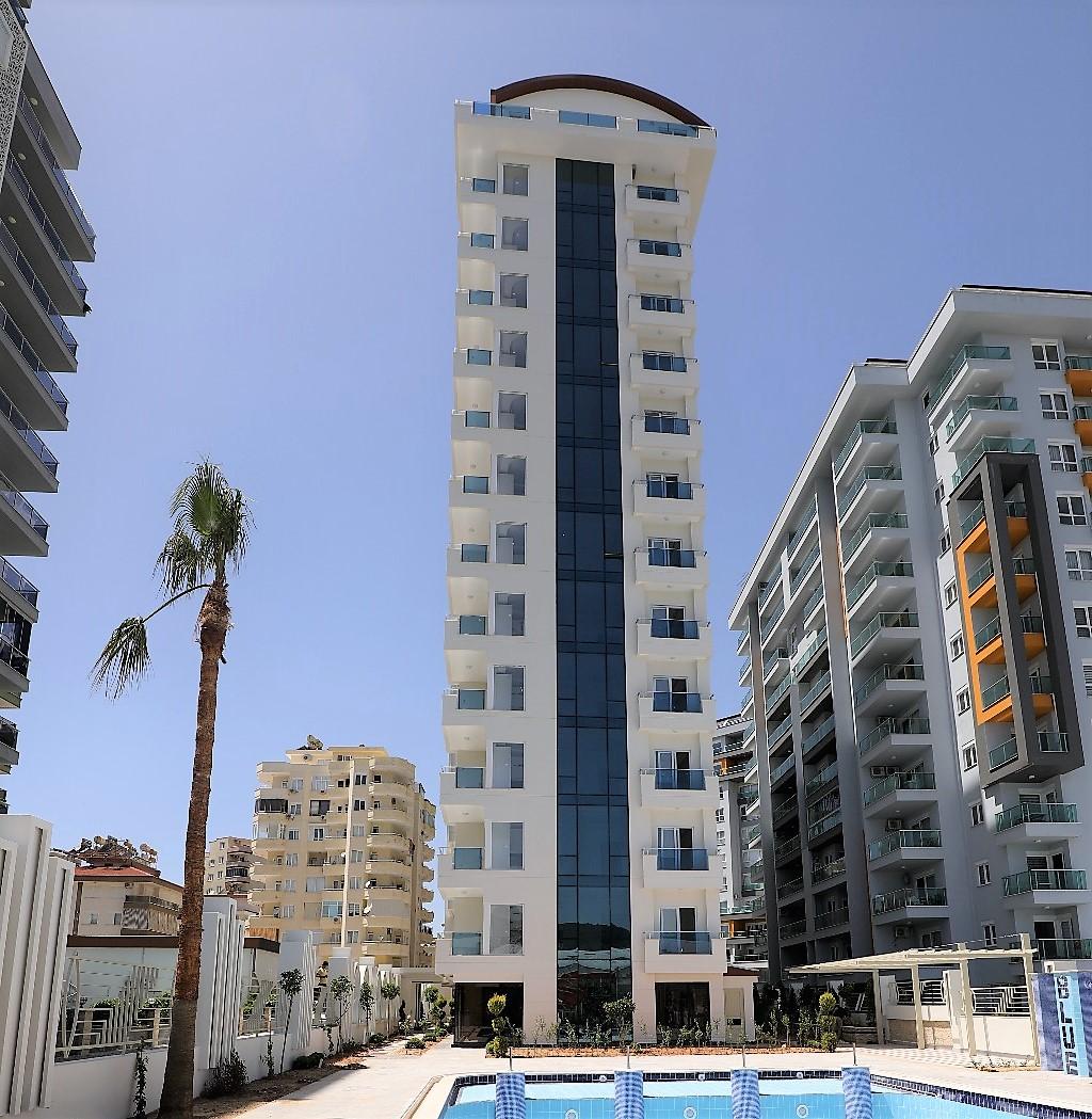 Апартаменты 1+1 в новом комплексе Махмутлар - Фото 23