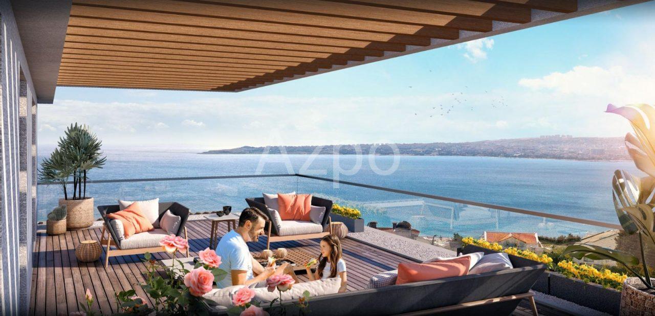 Резиденция с видом на море в пределах Стамбула - Фото 6
