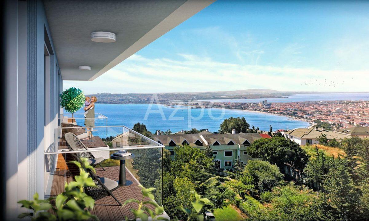 Резиденция с видом на море в пределах Стамбула - Фото 5