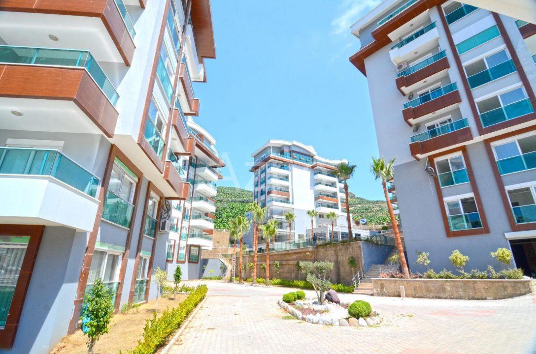Новый готовый комплекс в районе Каргыджак Алания - Фото 1