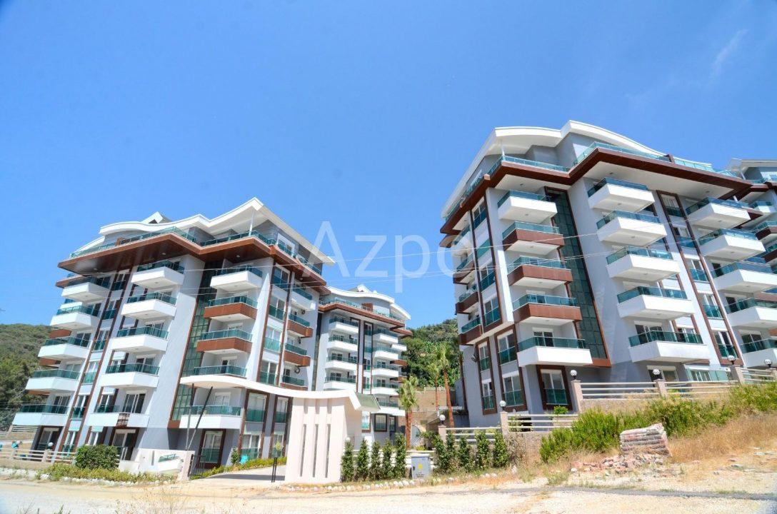 Новый готовый комплекс в районе Каргыджак Алания - Фото 2