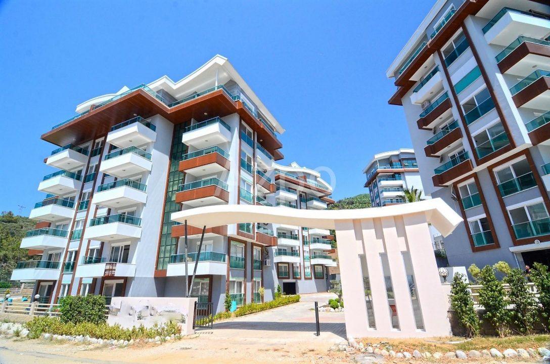Новый готовый комплекс в районе Каргыджак Алания - Фото 17