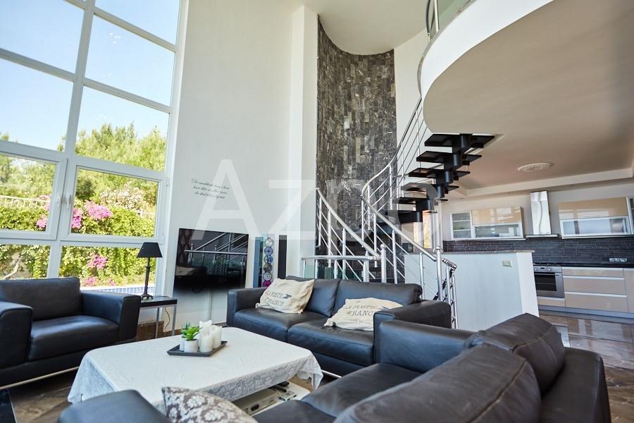 Уникальная трехэтажная вилла планировкой 7+1 - Фото 32