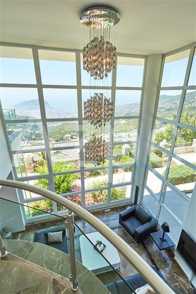 Уникальная трехэтажная вилла планировкой 7+1 - Фото 21