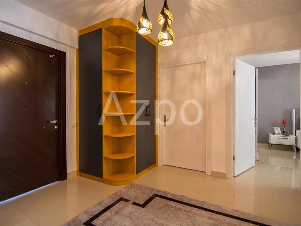 Квартиры планировки 2+1 в районе Демирташ - Фото 20
